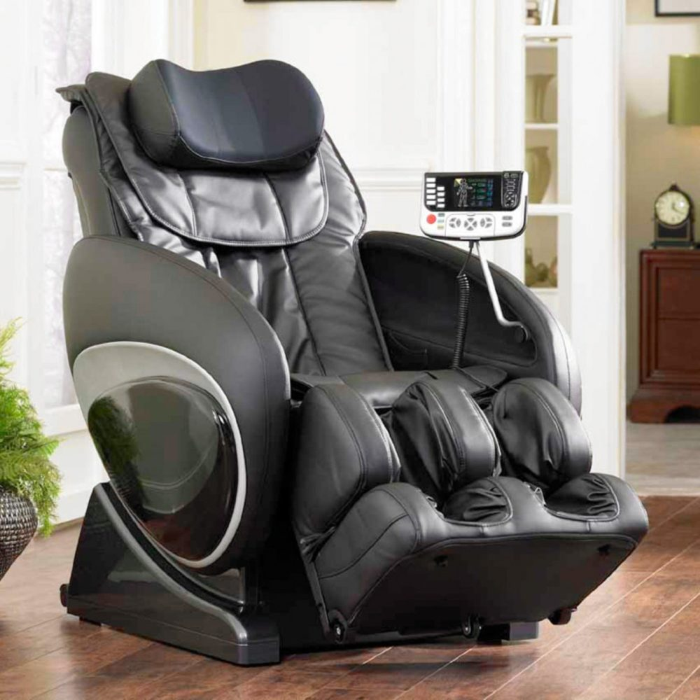 Cozzia massage chair review massage chair land for Gaming shiatsu massage chair