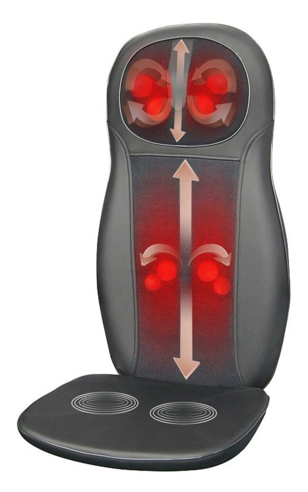 Best Rated Massage Chair best massage cushion reviews 2017 - (comprehensive guide)