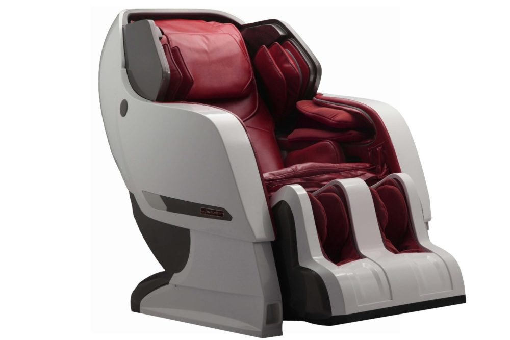 Professional massage chairs - Infinity Iyashi Review