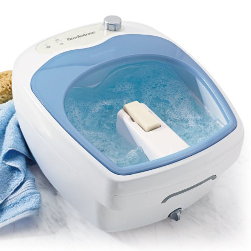 Brookstone Heated Foot Bath