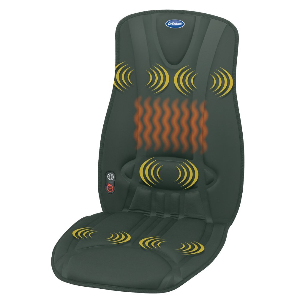 massage pad for chair. dr. scholl\u0027s dr8573 massage pad for chair a